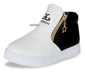 stivali ragazze davidyue modo caldo Martin pantofole scarpe ragazze di inverno per i bambini pelliccia stivali invernali interno gratuito shippingL26