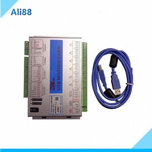 NVUM 3 assi Interface Card Consiglio 4 assi USB 5 6 controllo CNC per Stepper Motor MACH3 Motion Control nuova scheda G2vF #
