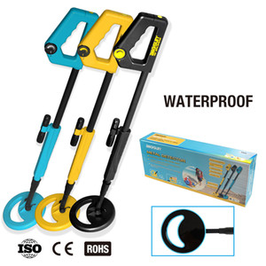 Moedas Handheld Metal Underground detector / Chaves / metálico Huter Sensitive Pesquisa Gold Digger Treasure Hunter for Kids / Starters All-Sun TS20A