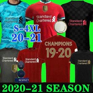 Top quality 20 21 uniform Home Soccer Jersey Adult man 3RD Goalkeeper kids boy kit Away Football shirt women