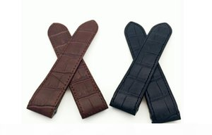 Y Y Handmade 100 %Genuine Leather 20mm 23mm Watches Strap Band For 100 Chronograph Watchband And Tool