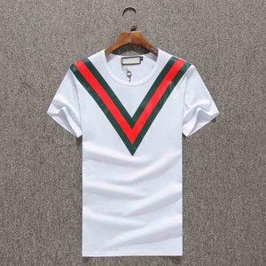 Herren Designer-T-Shirts Sommer-Marken-Breathable Shirts Medusa Patterm Printed Fest T Shirts der Männer Luxus Tops Asiatische Größe M-3XL