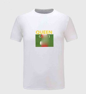 European Paris Fashion mens T shirt new summer designer t shirt European American popular T-shirt men women couples luxury t-shirt M-XXXL