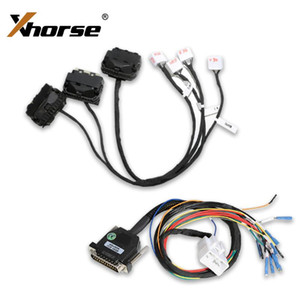 For DME Cloning Cable with Multiple Adapters B38 - N13 - N20 N52 N55 MSV90 Work with Xhorse VVDI PROG Programmer