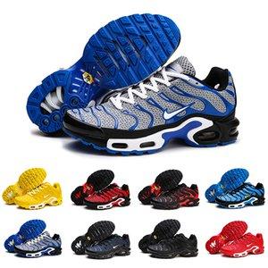 Nike Air Max Plus Tn حار 2018 يكون صحيحا الرجال حذاء على الموضة للنساء رياضية الرياضة Corss التنزه الركض المشي في الهواء الطلق الاحذية
