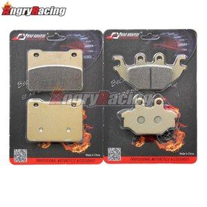 Motorcycle Front Rear Brake Pads sets For SB250 SB 250 Ni (Wolf SB) 2012 2013 2014 2020