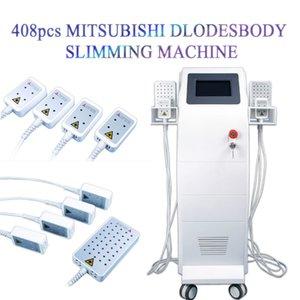 Hızlı 2020 Yeni Teknoloji LipolaseR diyot lipo lazer terapisi vücut zayıflama güzellik makine 650nm 940nm ücretsiz gönderim