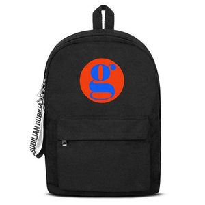 Klassische Garth Brooks Circle G Logo Leinwand Bookbag Basic Rucksack Wiederverwendbare Schule Student Business Daypack Gunslinger Album in The Life