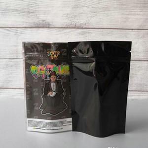 2016 2020 New Jokes Up Runtz Martian Candy Cakebatter Miami Zourz Money Bagg Sharklato Gold Edition Shark Cake Dry Herb Flower Packaging EUf