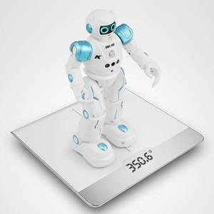 Freeshipping R11 RC робот Кэди Wike Жест Чувствительный сенсорный Интеллектуальный Программируемая Walking Танцы Смарт Робот игрушка для детей Игрушки