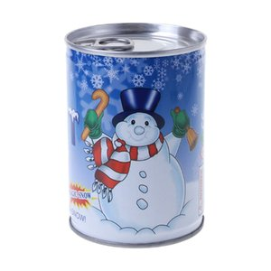 OOTDTY instantanée Fluffy Artificielle magie neige artificielle poudre Cans Décoration de Noël Party Festival de cadeaux Faux flocons de neige