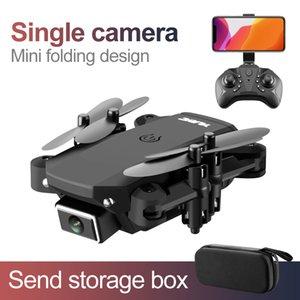 Drone Camera Drone S66 Mini Folding Remote Control 720P Camera HD Wide Angle Aerial Camera Wifi Fpv Drone Height Keeping Rc Quadcopter