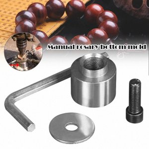 Alliage moule de siège fixe pour les outils de bricolage bois Perles en bois Drill chapelet de perles Accessoires de moulure Base de CLH @ 8 KZHs #