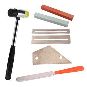 7Pcs   Set Guitar Bass Repair Cleaning Tool Guitar Maker Guitarist DIY Tools