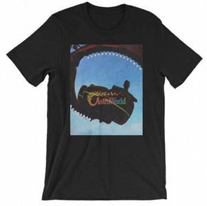 Mens estate maglietta Rapper Travis Scott Astroworld Lettera Stampa donne Hop T shirt casual Hip Lovers estate Tees Top Fashion Wear I36U #