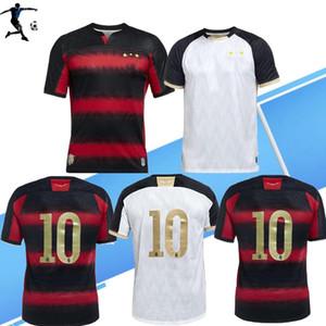 2020 2021 스포츠 레시 페 생일 홈 축구 유니폼 브라질 스포츠 클럽 DO 레시 페 1백15년 흰색 주년을 멀리 빨간색 20 개 21football 셔츠