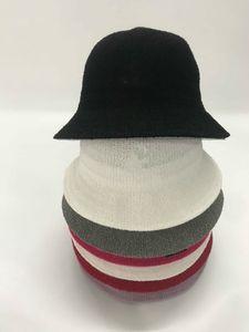 Kangaroo Bucket Embroidery Animal Pot Mens Fall Winter Hat Velvet Good Cloth Fisherman Cap Towel Hat Kange Quality Bwfpr