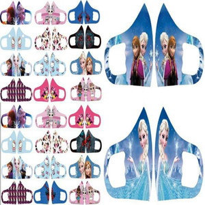 Cara niños Máscara tapaboca personaje de dibujos animados Facecover cara nariz Protección manera de DHL Boca Cara Sports2005 oSQoc