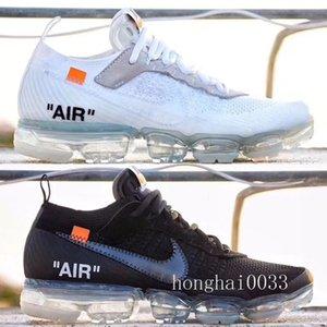 2019 Mens Sneakers 2018 2.0 off vapor men max women Air Cushion Desingers white sports Shoes chaussures zapatos de Breathable hot KI3DC
