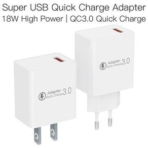 JAKCOM QC3 Súper USB adaptador de la carga rápida de nuevos productos de adaptadores de teléfono celular como cambiar de teléfono televisores enchufe de la UE