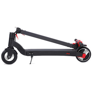 Off-road Mountain Folding Road BikeSelf Balance Foldable Lightweight 24V 4.0   8.0 AH Aluminum Alloy Electric Scooter Hoverboard