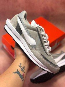 New sacai LDV Waffle Daybreak Trainers Shoes For Men Women fashion progettista Breathe Tripe S Sneakers Sports Running Shoes Xshfbcl