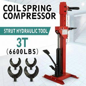 코일 스프링 에어 유압 압축 함수 압축기 3T 6600LBS 단위 서스펜션 XRBY 번호