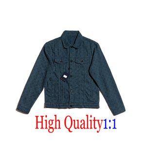 New Men Denim Jacket Wholesale Fashion Jeans Jackets Slim Fit Casual Streetwear Single-Breasted Vintage Mens Jean Clothing Plus Size 78998