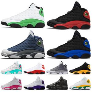 nike air jordan 13 2020 Top Quality Jumpman 13 fortunato verde Flint 13 13s Hyper Reali Scarpe da donna Bred Mens Basketball Chicago giochi formatori scarpe da ginnastica