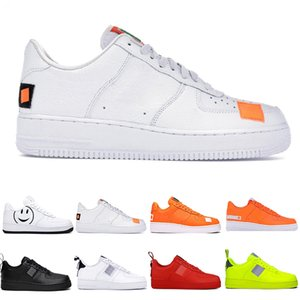 2020 New Flyline Men Casual Shoes Dunk Cushion One Cut 1 Skateboard High Low Halloween Shadow Sport Sneakers Airs Size 36-45