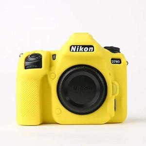 Nice Soft Silicone Rubber Camera Protective Body Cover Case Eyepiece Viewfinde Eyecup For Nikon D780 D850 Camera Bag Lens bag