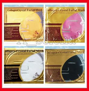 Masque facial de collagène masque de visage cristal or poudre collagène masque facial masque de masque hydratant anti-âge beauté peau maquillage