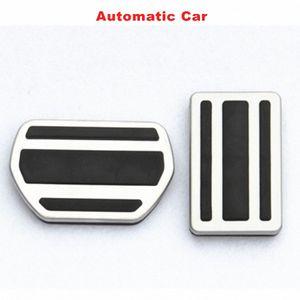 AUTOPTGO ORIGINAL CAR 페달 PAD 커버 508 C5 C6 DIY NO 손상 BRAKE FOR GAS CLUTCH 페달 1Gv7 번호를 설치 적합