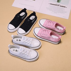 Wenzhou net hole breathable and comfortable children's shoes soft sole anti-skid children's shoes 20 new style