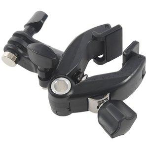360 Rotation Music Clip Accessories the Jam Adjustment Guitar Drum Bracket Holder for Gopro Xiaoyi Sjcam Aee Sports Camera Stand