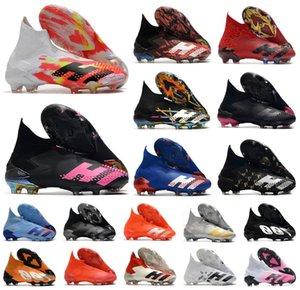 Scarpe 2020 Hot Predator Mutator 20+ FG Uniforia pack PP Paul Pogba Mens Uomini Slip-On del calcio di calcio 20 + x Cleats Stivali Alta Dimensione 39-45