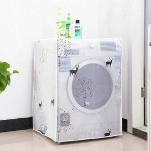 Machine à laver couverture en tissu de terre de protection Boîtier étanche