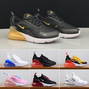 2019 Kids Athletic Shoes Children 27c Basketball Shoes Wolf Grey 27c Toddler Sport Sneakers for Boy Girl Toddler Chaussures Pour Enfant RSD