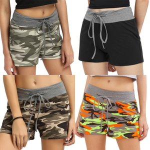 Burst Models Women'S Shorts Lady Fashion Print Shorts Belt Casual Pants Floral Holiday Clothing Stitching Lace#3271