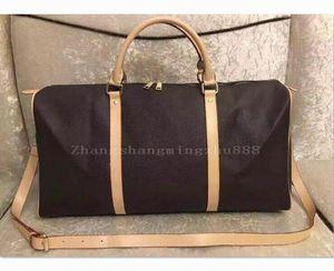 Donne Travel Bag di nuovo stile di grande capienza sacchetti Uomini grande bagaglio handabag Duffle borse a spalla Crossbody bag borsa