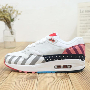 High qaulity 1 One Men Womens Running Shoes Centre Pompidou Designer Sneakers ZERO QS Cheap Sport Trainers Maxes size 36-45