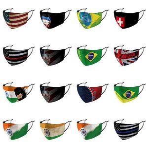 Máscaras Off máscaras nariz Tampa Pj Site Pj Biafra Casual Biafra Menor Bandeira Ultrasoft HRXTf individualmente máscaras Preço Legit Metade Bandeira Embalado