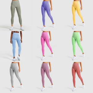 Grey Movement Infinity Yoga Leggings Rose Red Professional Ballet Dance Pants Purple High Waist Fitness Gym Skinny Tights Womens#208