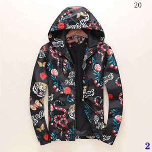 Mens Jacket Autumn Winter Coat Windbreaker Jacket Zipper Fashion Coat Outdoor Sport Jackets Asian Size Winter