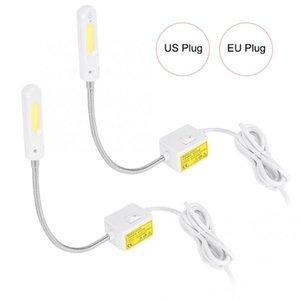 재봉틀 램프 디밍 암 나무 열매와 자석 산업 에너지 절약 눈 보호 램프 재봉틀 액세서리