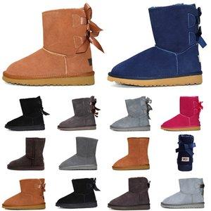 boots Kostenloser Versand Winter Neue Designer Classic Schnee Stiefel Günstige Damen Winter Stiefel Mode Rabatt Ankle Plus Baumwolle Stiefel Schuhe Größe 5-10