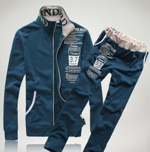 2020 Kore moda marka spor online alışveriş 2020 erkek kazak kazak elbise Kore moda marka spor takım elbise erkek online alışveriş