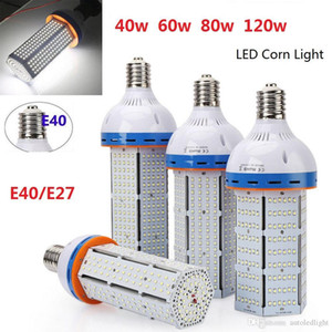 Led corn bulb E27 E40 60W 80W 100W 120W Led Corn Light 360 Angle SMD 2835 Led lamp lighting AC 85V-265V