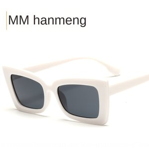 New fashion quick sale sun Sun sun sunglassessquare frame personalized sunglasses online red Street glasses 5191