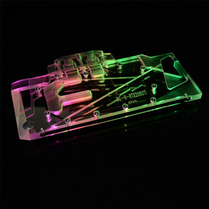 Syscooling Graphics card Water cooling block for Turbo GeForce RTX 2080Tl 11GB GDDR6